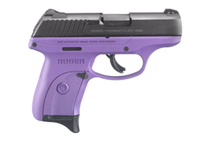 Ruger-LC9-Purple
