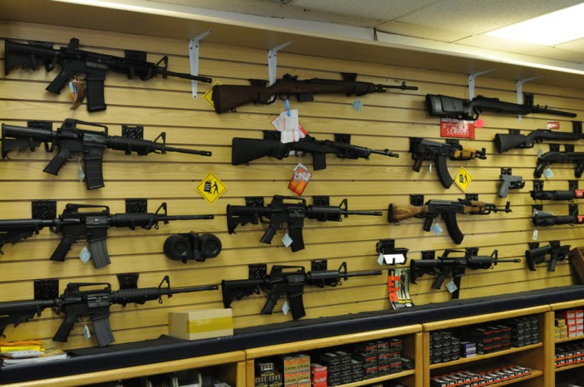 165 House Dems' New 'Assault Weapon Ban' Extending to Pistols and Shotguns