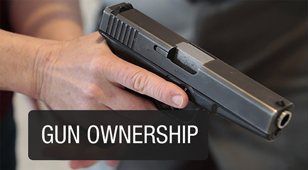 Gun Homicide Rates Dropped by 40% as Ownership Skyrocketed