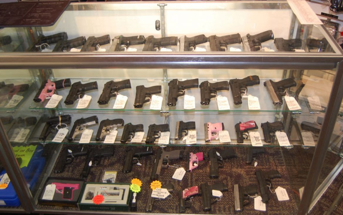 Pawn Shop Gun Sale Helped Police Nab 'Serial Street Shooter'