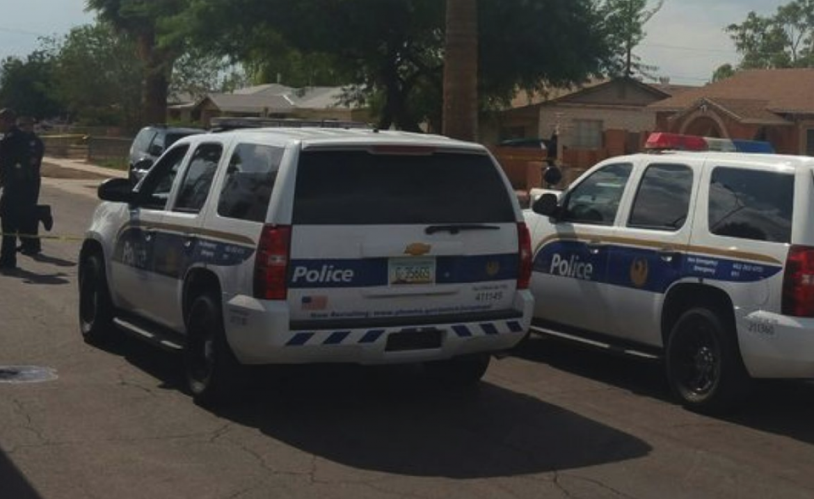 Phoenix Home Invasion: Intruder Stopped Dead by Owner